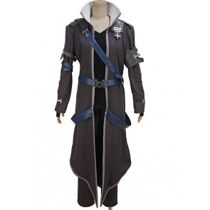 Sword Art Online: Hollow Realization Kirito Cosplay Costume Version 2