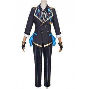 Tsukiuta. The Animation Satsuki Aoi Uniform Cosplay Costume