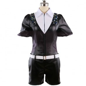 Land of the Lustrous Phosphophyllite Black Suit Cosplay Costume