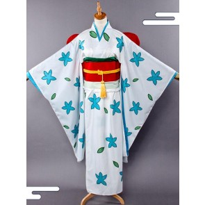 Hoozuki no Reitetsu Zashiki Warashi Niko Kimono Cosplay Costume
