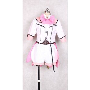 Cute High Earth Defense Club Love! Ryuu Zaou Cosplay Costume
