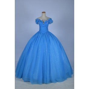 Cinderella Princess Cosplay Dress 2015 Edition