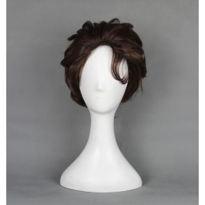 2015 Movie Brown 35cm Cinderella Prince Cosplay Wig