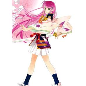 Harukanaru Toki no Naka de 3 Nozomi Kasuga Cosplay Costume