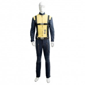 X-Men: First Class Erik Lensherr/Magneto Cosplay Costume