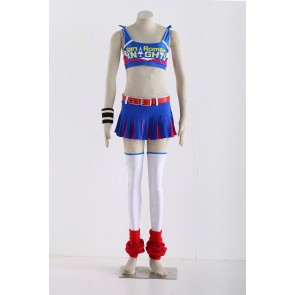 Lollipop Chainsaw Juliet Starling Cosplay Costume - Version 2