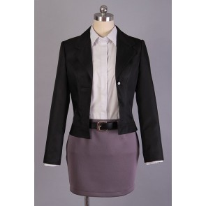 Danganronpa 3: The End of Hope's Peak High School Future Arc Kyoko Kirigiri Cosplay Costume