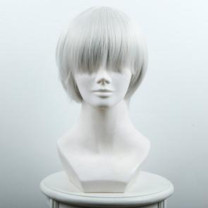 Grey 40cm Nier: Automata 9S Cosplay Wig