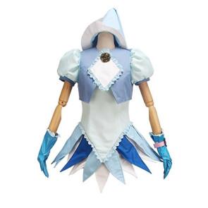 Ojamajo Doremi Magical DoReMi Senoo Aiko Cosplay Costume