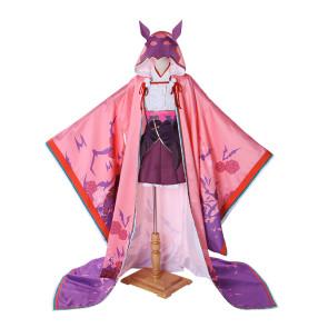 Fate/Grand Order Osakabehime Cosplay Costume