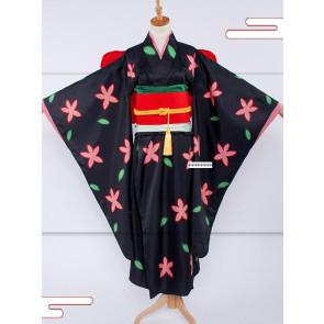 Hoozuki no Reitetsu Zashiki Warashi Ichiko Kimono Cosplay Costume
