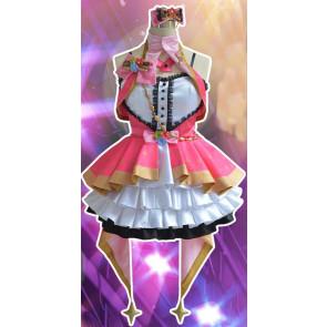 The Idolmaster Cinderella Stage of Magic Uzuki Shimamura Cosplay Costume