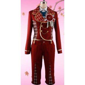 Ensemble Stars All of One's Feelings Mao Isara Cosplay Costume