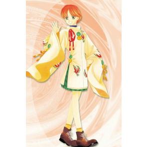 Harukanaru Toki no Naka de 2 Karin Takakura Cosplay Costume