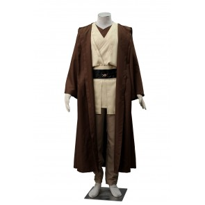 Star Wars Obi-wan Kenobi Cosplay Costume