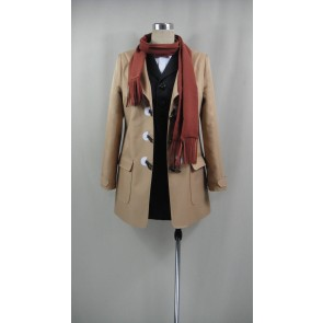 Danganronpa 3: The End of Hope's Peak High School Future Arc Miaya Gekkogahara Cosplay Costume