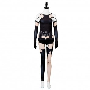 NieR: Automata YoRHa Model A No.2 A2 Cosplay Costume