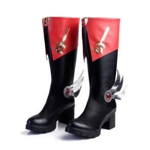 Overwatch Widowmaker Cosplay Boots