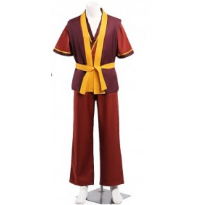 Avatar Zuko Cosplay Costume