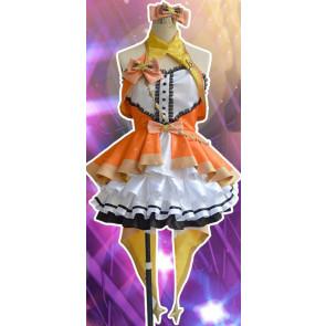 The Idolmaster Cinderella Stage of Magic Honda Mio Cosplay Costume
