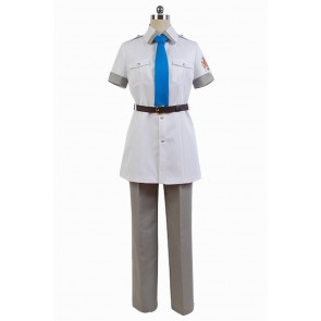 Kamigami no Asobi: Ludere deorum Apollon Agana Belea Summer Uniform Cosplay Costume