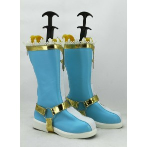Love Live! Nico Yazawa Angel Ver. Cosplay Boots