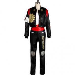 Suicide Squad Katana Cosplay Costume