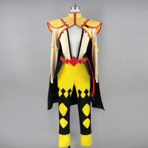 Fire Emblem Owain Cosplay Costume