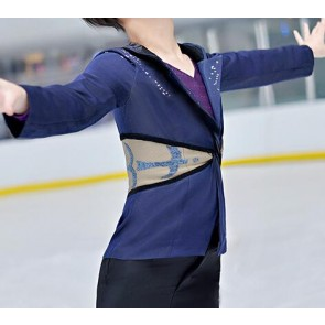 Yuri!!! on Ice Yuri Katsuki Free Skate Blue Cosplay Costume