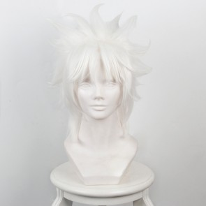 White 40cm Fate/Apocrypha Shirou Kotomine Cosplay Wig