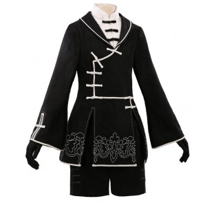 Nier: Automata 9S Chinese Style Cosplay Costume