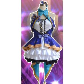 The Idolmaster Cinderella Stage of Magic Rin Shibuya Cosplay Costume