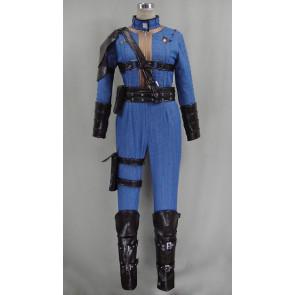 Fallout 4 Sole Survivor Nora/Nate Cosplay Costume
