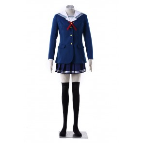 Saekano: How to Raise a Boring Girlfriend Utaha Kasumigaoka Girl's School Uniform Cosplay Costume