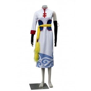 Gintama Kagura Cosplay Costume - Version 2