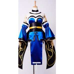 Fate/Extra CCC Cater Tamamo no Mae Cosplay Costume