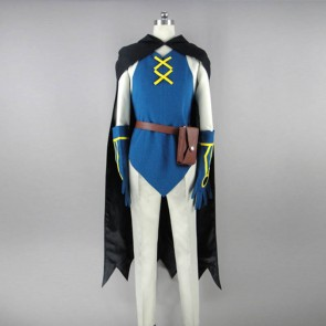 Pokemon: Lucario and the Mystery of Mew Sir Aaron Cosplay Costume