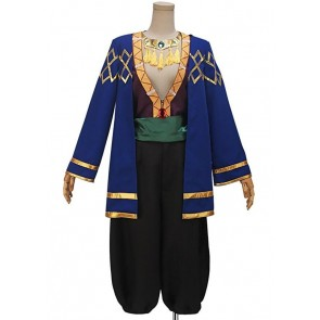 A3! Water me! Summer Sumeragi Tenma Cosplay Costume