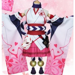 Honkai Impact 3rd Yae Sakura Cosplay Costume