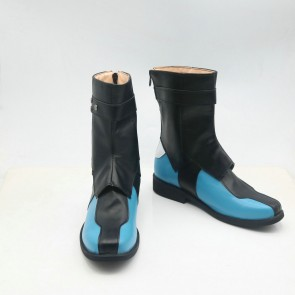 God Eater Yuu Kannagi Cosplay Shoes