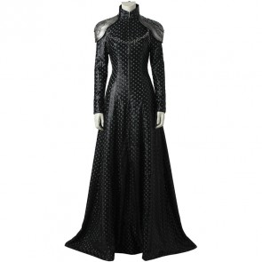 Game of Thrones Season 7 Cersei Lannister Cosplay Costume
