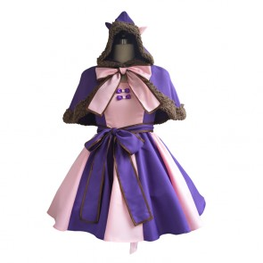 Alice In Wonderland Cheshire Cat Human Cosplay Costume