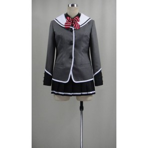 Shoujotachi wa Kouya wo Mezasu Sayuki Kuroda Cosplay Costume