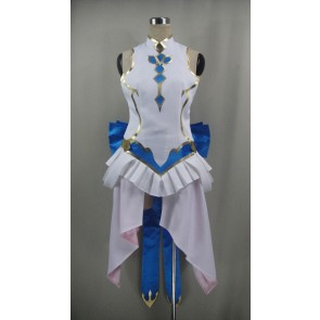 Tales of Zestiria Alisha Diphda Kamui Divine Reliance Female Cosplay Costume