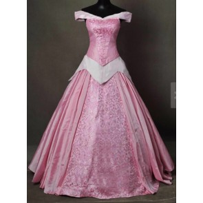Sleeping Beauty Princess Aurora Dress Cosplay Costume - Version 3