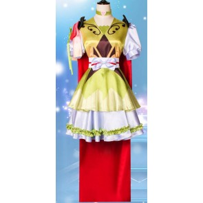 I-Chu POP'N STAR Kokoro Hanabusa Cosplay Costume