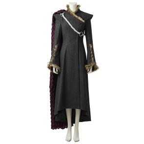 Game of Thrones Season 7 Daenerys Targaryen Cosplay Costume Version 5