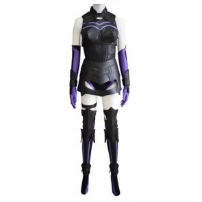 Fate/Grand Order Mash Kyrielight Black Suit Cosplay Costume