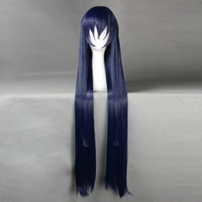 Blue 100cm Sky Wizards Academy Rico Flamel Cosplay Wig