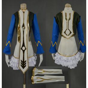 Tales of Berseria Eleanor Hume Cosplay costume